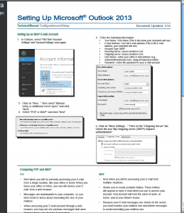 Screen shot of opened pdf