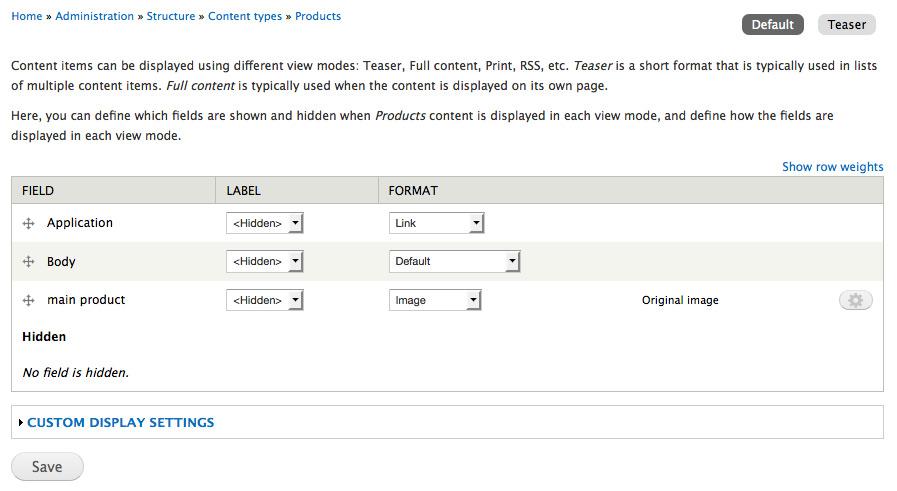 Creating a custom template in a drupal 7 theme using devel display maxwellsz
