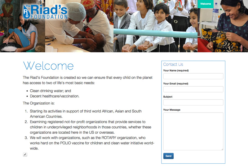 riads foundation Thumbnail