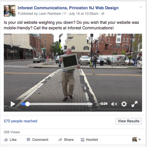 Why can't I boost my Facebook post? - Inforest Communications