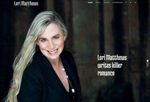 Lori Matthews website