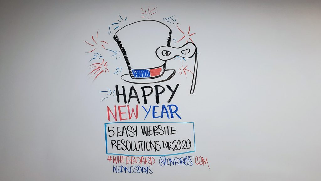 5 Easy Website Resolutions For 2020