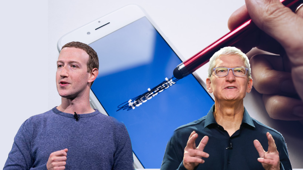 Facebook vs Apple IOS and what it means for your business