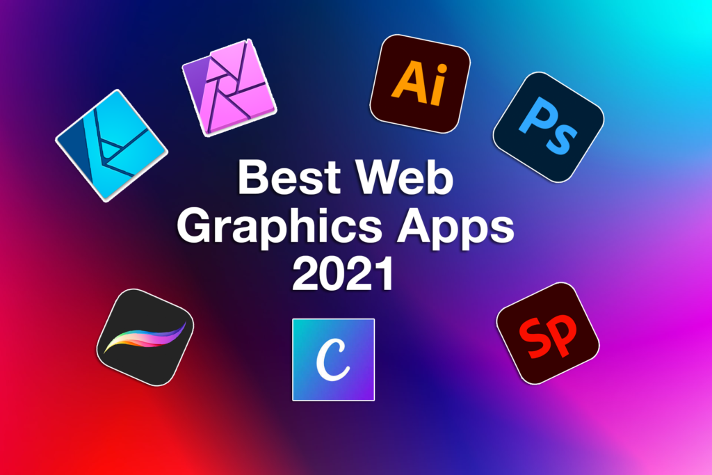 Best Web Graphics Apps 2021